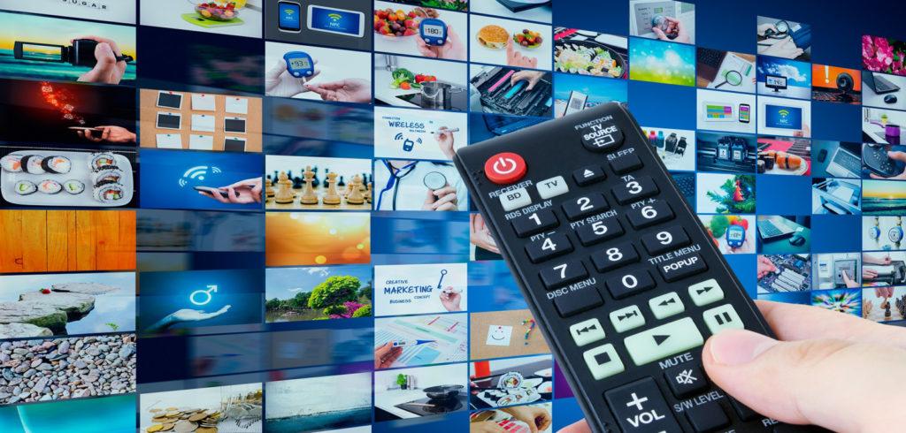 Цифрового телевидение