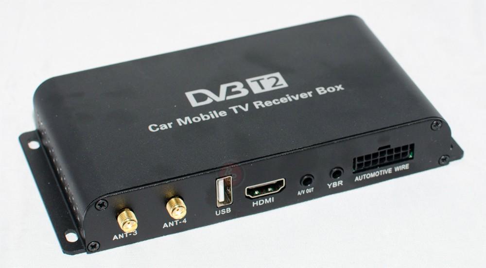 DVB T2 стандарт
