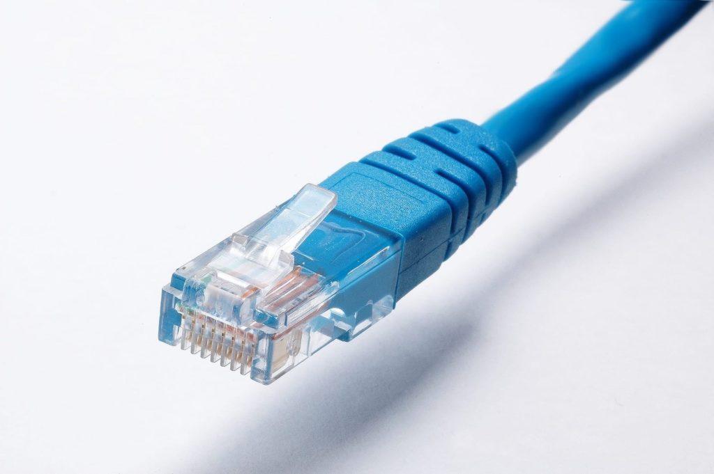 кабель от провайдера