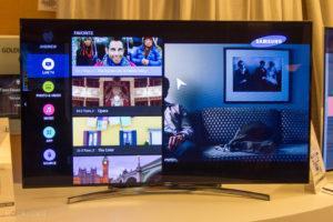 Samsung Tizen Smart TV 2015-2019 года