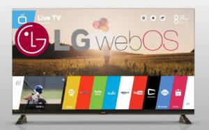LG с WebOS