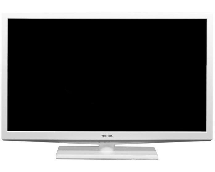 Телевизор Тошиба белый