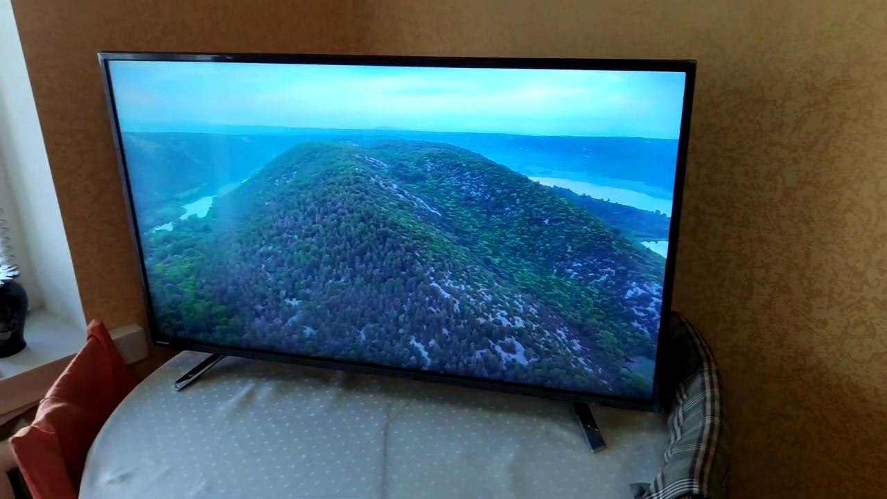 Телевизор 43 дюйма тв toshiba 43u5865 4k uhd smarttv