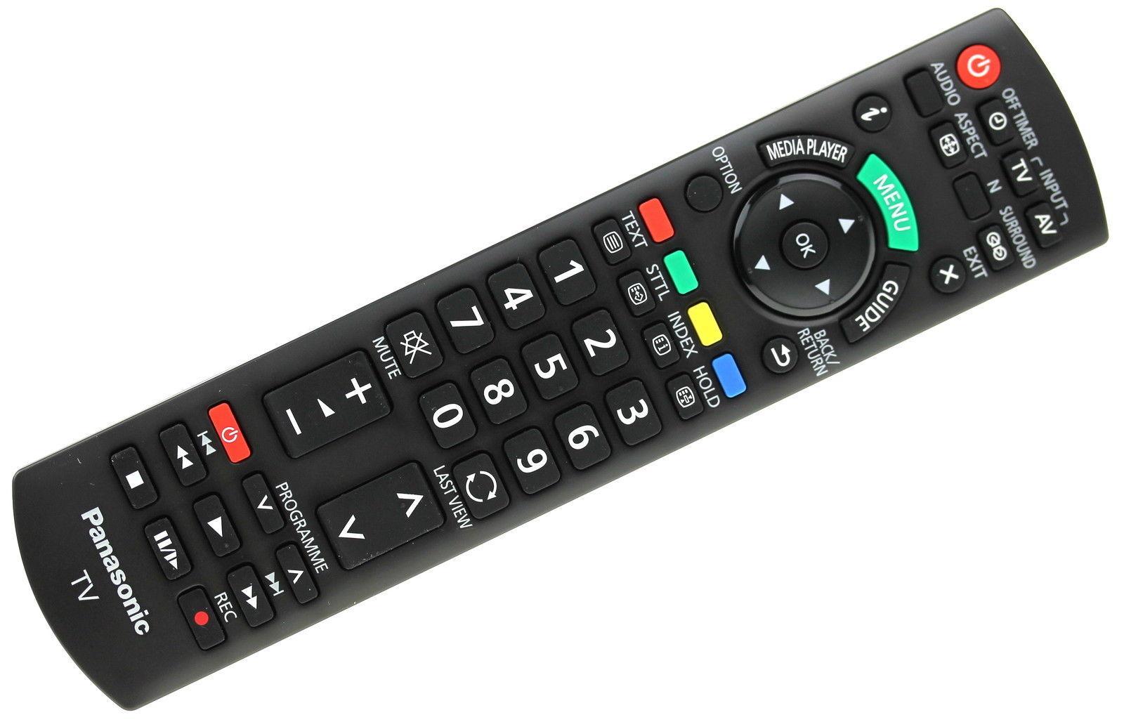 пульт от телевизора Panasonic