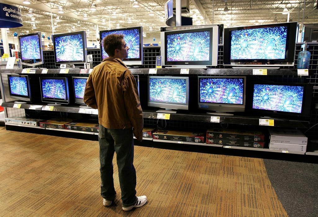 Выбор телевизора