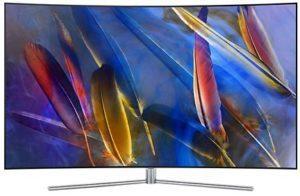 Samsung QE55Q70R: качество изображения