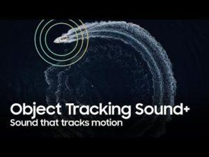 Object Tracking Sound+