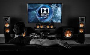 Музыка в Dolby Atmos