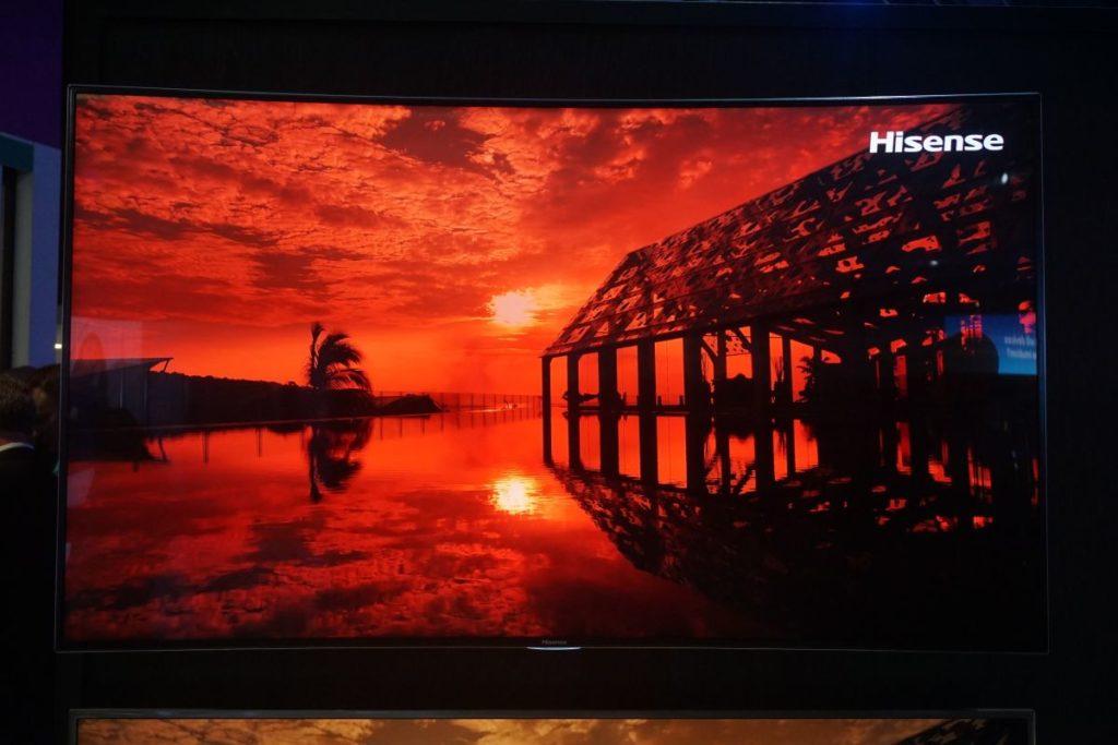Hisense 4K HDR