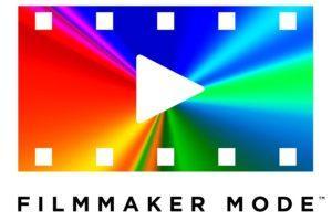 режим Filmmaker Mode
