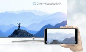 зеркального отображения экрана телефона