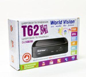 World vision t62