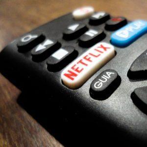 Клавиши Netflix