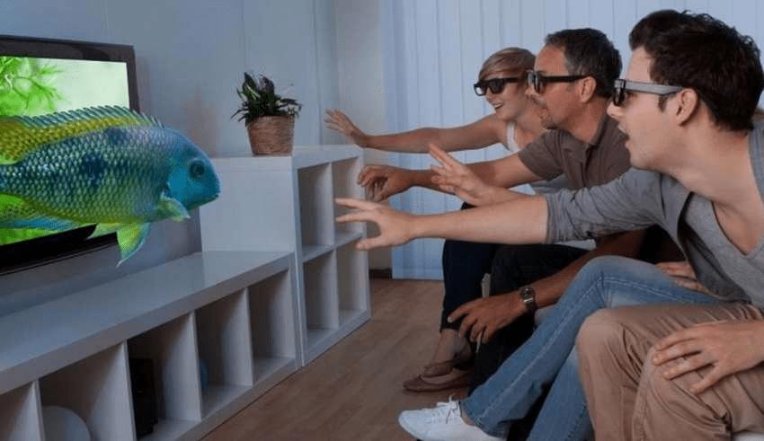 3Д очки для телевизора