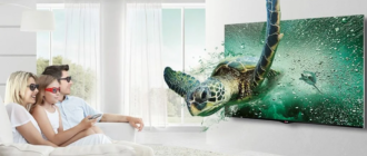 3D очки для телевизора