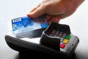 Использование дебетовой банковской карты при оплате услуг за спутниковое МТС телевидение
